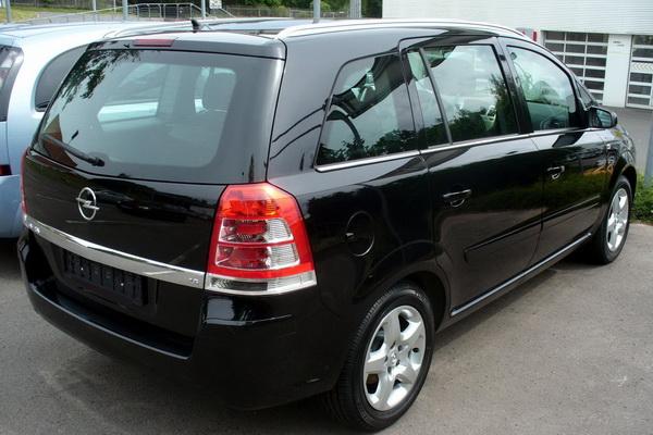 Opel Zafira B 1.6